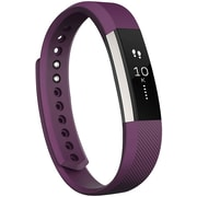 Fitbit Alta Activity Wristband, Small, Plum
