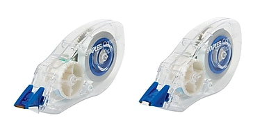 Staples Correction Tape, 2/Pack (12356-CC)