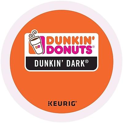 Keurig® K-Cup® Dunkin' Donuts® Dunkin Dark® Coffee, 96 Count
