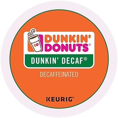 Keurig® K-Cup® Dunkin Donuts® Decaf Coffee, 96 Count