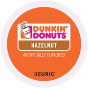 Keurig® K-Cup® Dunkin Donuts® Hazelnut Coffee, 96 Count