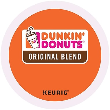 Keurig® K-Cup® Dunkin' Donuts® Original Blend Coffee, 96 Count