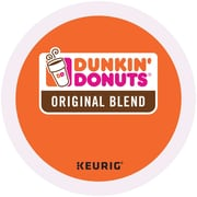 Dunkin' Donuts® Original Coffee, Keurig® K-Cup® Pods, Medium Roast, 24/Box (400845)
