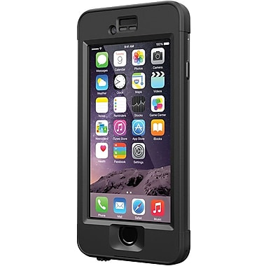LifeProof Protective Waterproof Case for iPhone 6 Black (77-51111)