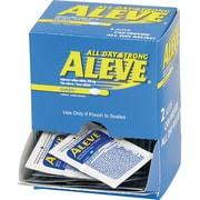 Aleve® Pain Relief Medicine, 1/Pk, 50Pk/Box