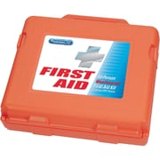 First Aid Only® 50 Person Weatherproof First Aid Kit, Contains 172 Pieces (13200)