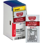First Aid Only® SmartCompliance® Refill First Aid Burn Cream, 10 Per Box (FAE-7011)
