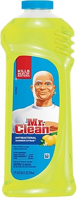 Mr. Clean® Multi-Surface Antibacterial All-Purpose Cleaner, 24 oz.