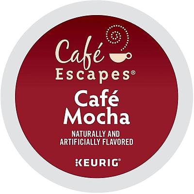 Keurig® K-Cup® Cafe Escapes® Cafe Mocha Coffee, 24 Count