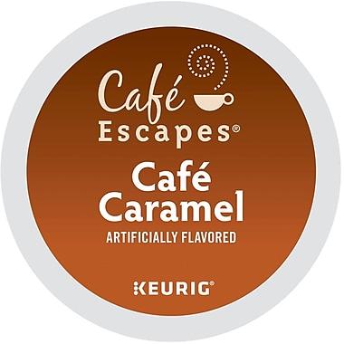 Keurig® K-Cup® Cafe Escapes™ Cafe Caramel Coffee, 24/Pack