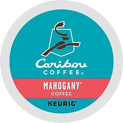 Caribou Coffee Mahogany K-Cups, 96/Carton (6990)