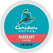 Keurig® K-Cup® Caribou Coffee® Mahogany Coffee, 96 Count