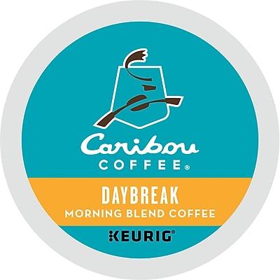 Keurig® K-Cup® Caribou Coffee® Daybreak Morning Blend Coffee, 24 Pack