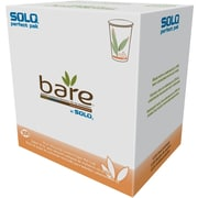 Solo® Bare® Eco-Forward® Post Consumer Fiber (PCF) Hot Cups, 16 oz.