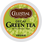Celestial Seasonings® Decaffeinated Green Tea K-Cups®, 96/Carton (14737)