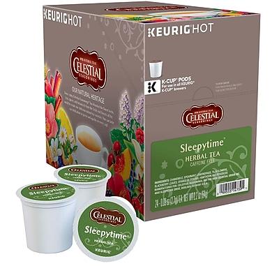 Keurig® K-Cup® Celestial Seasonings® Sleepytime Herbal Tea, 24 Count