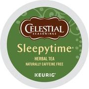 Celestial Seasonings® Sleepytime Herbal Tea, Keurig® K-Cup® Pods, 24/Box (GMT14739)