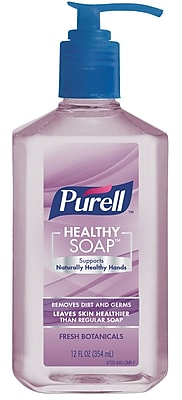 Purell® Healthy Soap, Fresh Botanicals, 12 fl oz Bottle