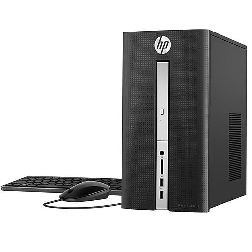 HP Pavilion 570-p026 Desktop (Intel Core i5, 1TB HDD, 12GB RAM, Windows 10,  Intel HD 630 Graphics)