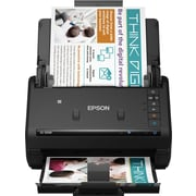 Epson WorkForce ES-500W Wireless Document Scanner, Black (B11B228201)