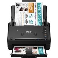 Staples.com deals on Epson WorkForce ES-500W Wireless Duplex Document Scanner