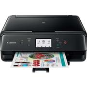 Canon PIXMA TS6020 Wireless Inkjet All-In-One Printer, Black (1368C002)