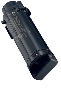 Dell H825/H625/S2825 Series Black Toner Cartridge, (N7DWFE) High-Yield