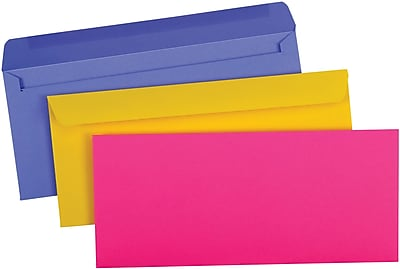 #10 Envelope, Bright 1 Assorted