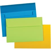 Greeting Card Envelope, Bright 2 Assorted