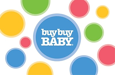 Buy Buy Baby Gift Card $25 (Email Delivery)