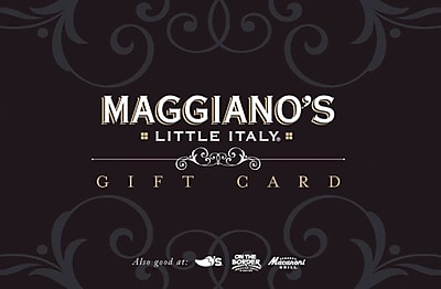 Maggiano's Gift Card $50