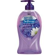 Softsoap® Hand Soap, Lavender & Chamomile, 11.25 oz. Pump Bottle