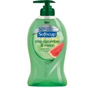Softsoap® Hand Soap, Crisp Cucumber & Melon, 11.25 oz. Pump Bottle