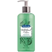 Softsoap Liquid Hand Soap Decor Collection, Basil & Lime, 8 Oz. Pump