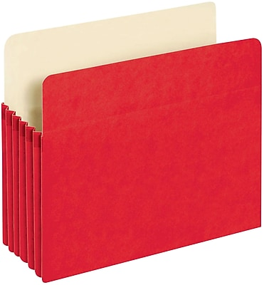 Pendaflex® Colored File Pockets, 5.25