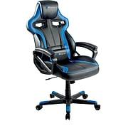 Arozzi Milano Enhanced Gaming Chair, Blue