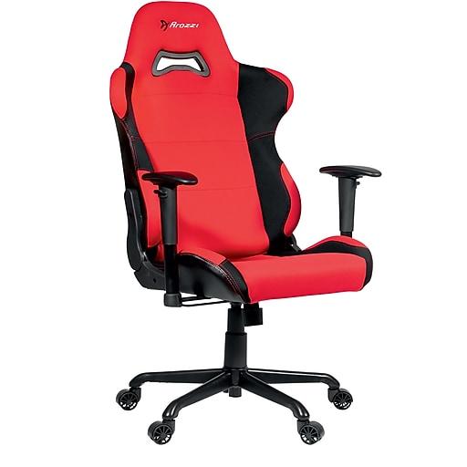Arozzi Torretta Advanced Xl Gaming Chair Red Staples