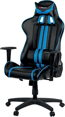 Arozzi Mezzo Advanced Gaming Chair - Blue
