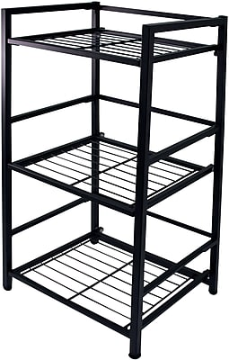 Flipshelf 3-shelf narrow unit