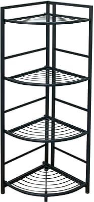 Flipshelf 4-shelf Corner unit