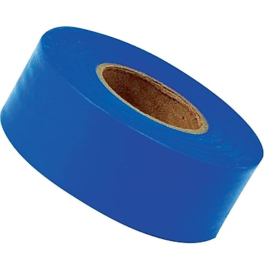 Irwin Strait-Line® Flagging Tapes, Blue, 300' Length