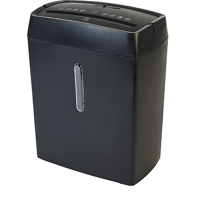 Staples® 6-sheet cross-cut shredder