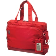 Moleskine, myCloud Bag Series, Scarlet Red, Polyester, myCloud Briefcase Curve (HBG401499)