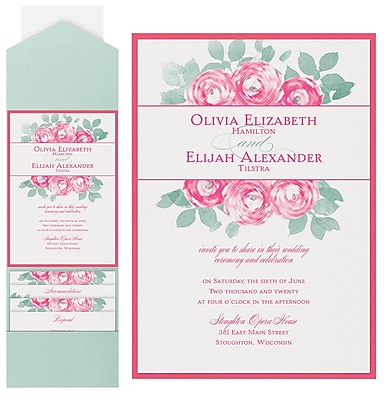 Premium Wedding Invitations and Stationery Staples