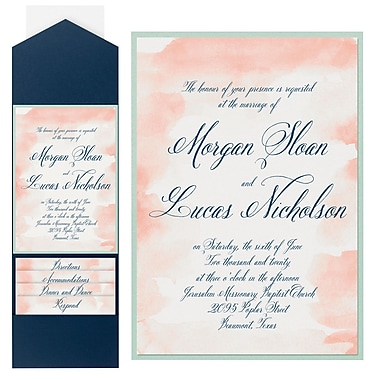 premium wedding invitations and stationery - Wedding Invitations Staples