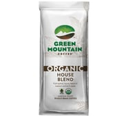 Green Mountain Coffee® Organic House Blend Whole Bean Bagged Coffee