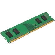 Kingston ValueRAM 2GB DDR3 DIMM  1600MHz Non-ECC CL11 Desktop Memory - KVR16N11S6/2