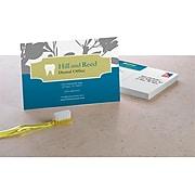 Avery® Laser Postcards, Heavy Card Stock, White, 100/Box (05389)