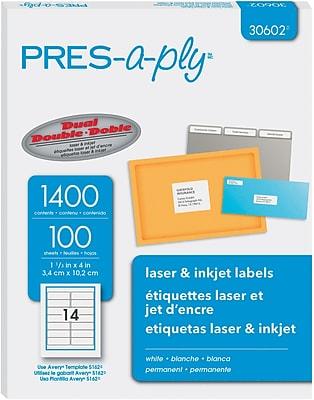 PRES-a-ply 1.33