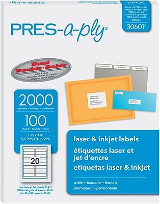 PRES-a-ply 1